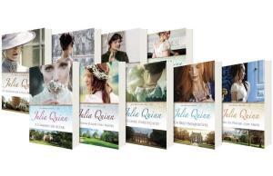 [App] Kit Livros Série Os Bridgertons - Julia Quinn R$217