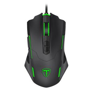 Mouse Gamer T-Dagger Brigadier RGB, 7200DPI, , T-TGM206 | R$ 80