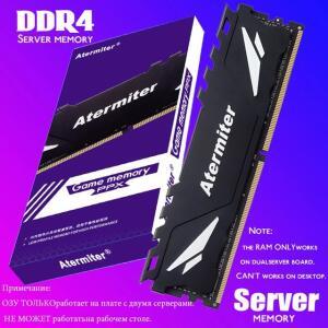MEMÓRIA RAM 8 GB 3200 MHz DDR4 REG ACC ATERMITER | R$163