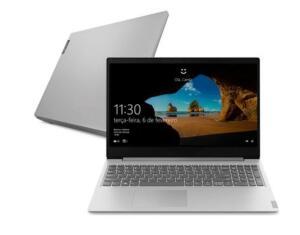 Notebook Lenovo IdeaPad IdeaPad S145 S145 AMD Ryzen 5-3500U 4 GB 1 TB Prata   R$ 2891