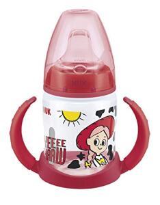 Copo de Treinamento First Choice do Toy Story, NUK, vermelho, 150 ml | R$37