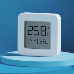 Termômetro Xiaomi Mijia Bluetooth   R$22