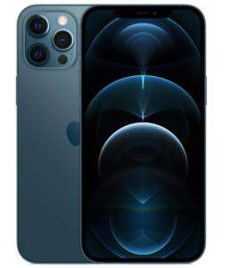 iPhone 12 Pro Max Apple 128GB Azul-Pacífico | R$8999