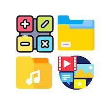 App calculator locker-photo, video, áudio hider pro