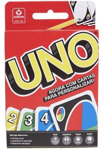 [PRIME] Jogo Uno - Copag | R$13