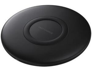 Carregador Sem Fio Samsung Slim, USB Tipo C, Preto | R$83