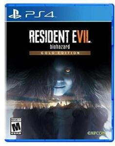 [PS4] Jogo Resident Evil 7 Gold Edition | R$90
