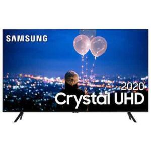 "[Samsung Members] Smart TV Samsung Crystal UHD TU8000 4K 82"" Borda Infinita Visual Livre de Cabos e Wi-Fi | R$10.999"