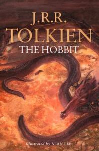eBook Kindle The Hobbit: Illustrated by Alan Lee (English Edition) por J. R. R. Tolkien - R$7
