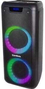Caixa de Som Amplificada Gradiente Extreme Colors - GCA201 | R$ 770