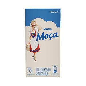 Leite condensado Moça Tetra Pak, 395g | R$5,29