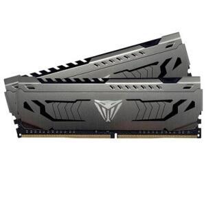Memória Patriot Viper Steel 16GB (2x8GB), 3000MHz, DDR4, CL16 | R$379