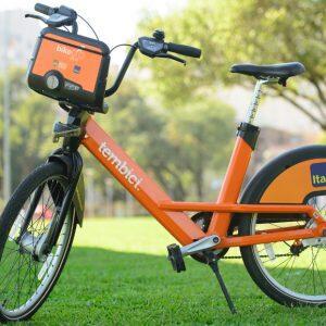 Bike Itaú Elétrica grátis por 15 minutos