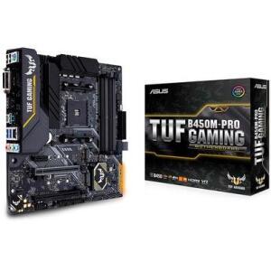 Placa-Mãe Asus TUF B450M-PRO GAMING, AMD AM4 | R$665