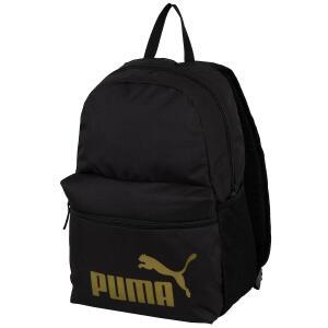 Mochila Puma Phase - 22 Litros, Preto   R$60
