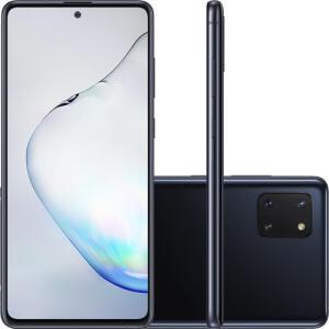"Smartphone Samsung Galaxy Note 10 Lite Dual Chip Android Tela Infinita 6.7"" - R$1899"