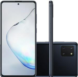 "(App) Smartphone Samsung Galaxy Note 10 Lite Dual Chip Android Tela Infinita 6.7""- R$1799"