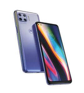 Smartphone Motorola Moto G 5G Plus 128 GB - Lilás Prisma - R$2049