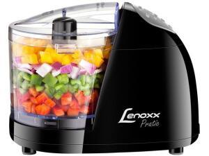Mini Processador de Alimentos Lenoxx Pratic - 1 Velocidade 100W | R$ 70