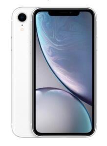 "iPhone XR Apple 64GB Branco 6,1"" 12MP   R$ 3499"