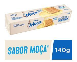 Biscoito recheado leite moça ( min 5 e recorrência) | R$ 0,78