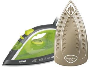 Ferro de Passar Roupa a Vapor e a Seco Arno - Ecogliss FEC1 Verde | R$ 99