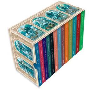 [APP] Livro - Caixa desventuras em série - completa - R$135