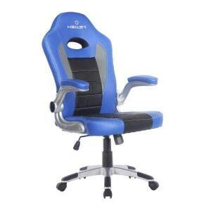 Cadeira gamer Speedy Healer Azul/Preto - R$600