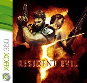 Resident Evil 5 - Xbox 360 - Midia Digital | R$8