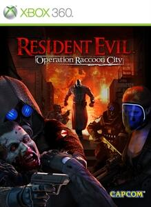Resident Evil Operation Raccoon City - Xbox 360 - Midia Digital   R$12