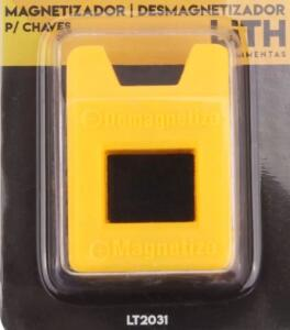 Magnetizador e Desmagnetizador de Ferramentas | Fenda e Phillips | R$1,99