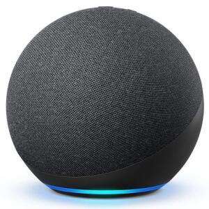 Smart Speaker Amazon Premium Echo 4ª Geração – Preto | R$599