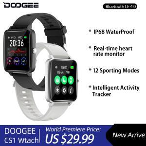 Smartwatch Doogee cs1 a prova d'água | R$166
