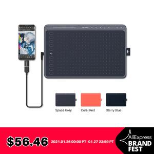 Mesa Digitalizadora HUION HS611   R$329