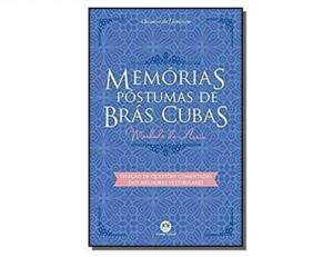[PRIME] Livro: Memórias póstumas de Brás Cubas | R$10