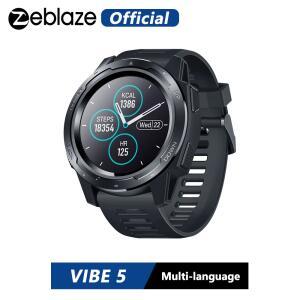 Smartwatch Zeblade Vibe 5 | R$133
