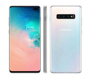 [Cliente Ouro + Cupom] Samsung Galaxy s10+ 128GB Branco | R$2429