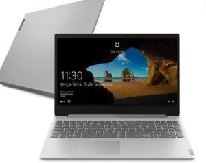Notebook Lenovo AMD Ryzen 5-3500U 12GB | R$3.200
