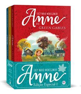 Anne I. Pacote de 3 livros: Edição Especial I | R$25
