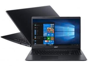 [Cliente Ouro] Notebook Acer Aspire 3 - Ryzen 5 - 8GB RAM - 256GB SSD - Placa de vídeo 2GB | R$3.174