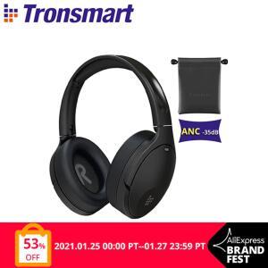 Fone de Ouvido Bluetooth com Cancelamento de Ruído Tronsmart Apollo q10 |