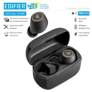 Fone de Ouvido Edifier TWS1 Pro Bluetooth 5.2   R$275