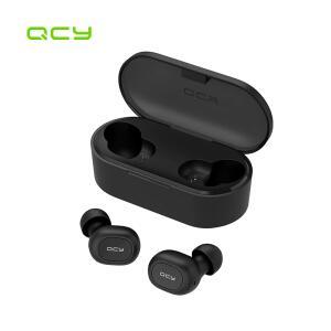 Fone de Ouvido QCY T1C TWS Bluetooth   R$68