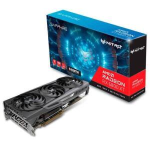 Placa de vídeo Sapphire NITRO+ AMD Radeon RX 6800 XT Gaming | R$5700