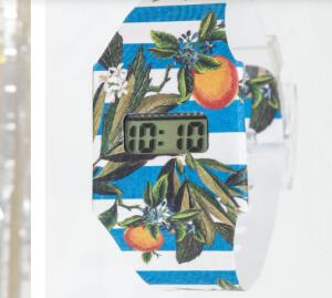Relógio Frutas Unissex Fun | R$6