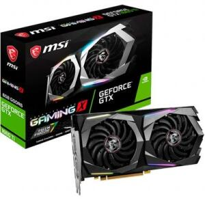 Placa de Vídeo MSI NVIDIA GeForce GTX 1660 Ti Gaming X 6G, GDDR6 | R$2.000