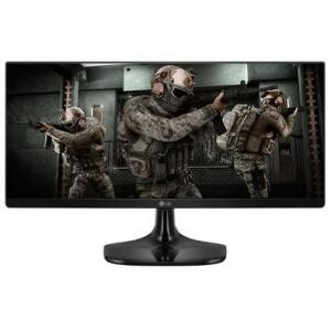 Monitor Gamer LG LED 25´ Full HD, IPS, HDMI, 1ms - 25UM58-G   R$1000