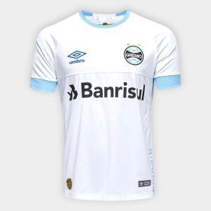 Camisa Umbro Grêmio II 2018 Nº 10 Libertadores Jogador | R$149