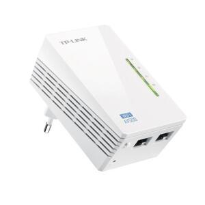 Extensor Alcance Wifi Tp-link Powerline Tl-wpa4220 300mbps | R$246