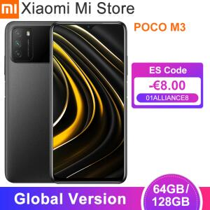 Smartphone Xiaomi Poco M3 Versão Global 64/128GB | R$799